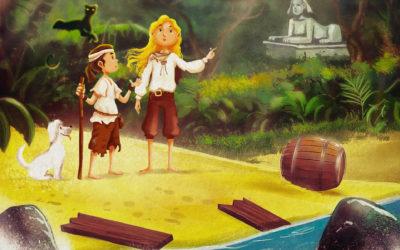 Faustin et l'île mystérieuse