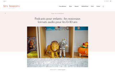 Article sur Les Louves
