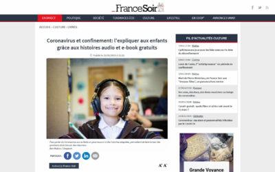 Article dans France Soir