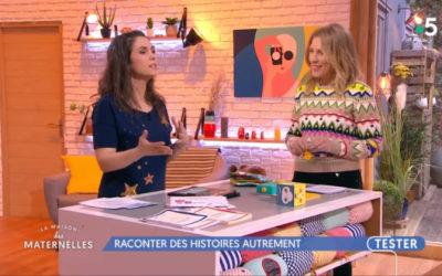 Nos histoires du soir sur France 5