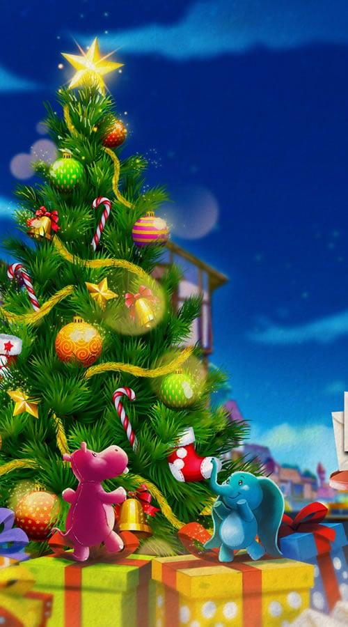 Le Noël des doudous